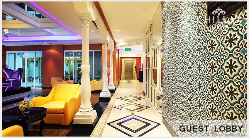 מלון צ'ילאקס בנגקוק