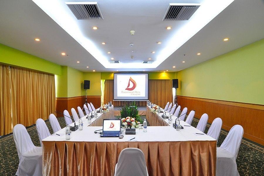 Duangtawan – מלון דואנגטוואן צ'יאנג מאי (1)