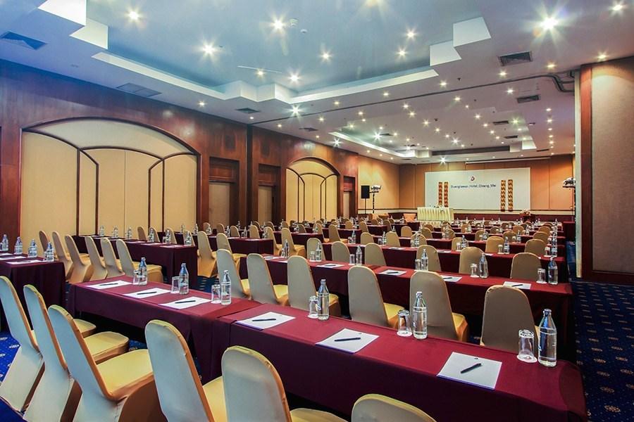 Duangtawan – מלון דואנגטוואן צ'יאנג מאי (2)
