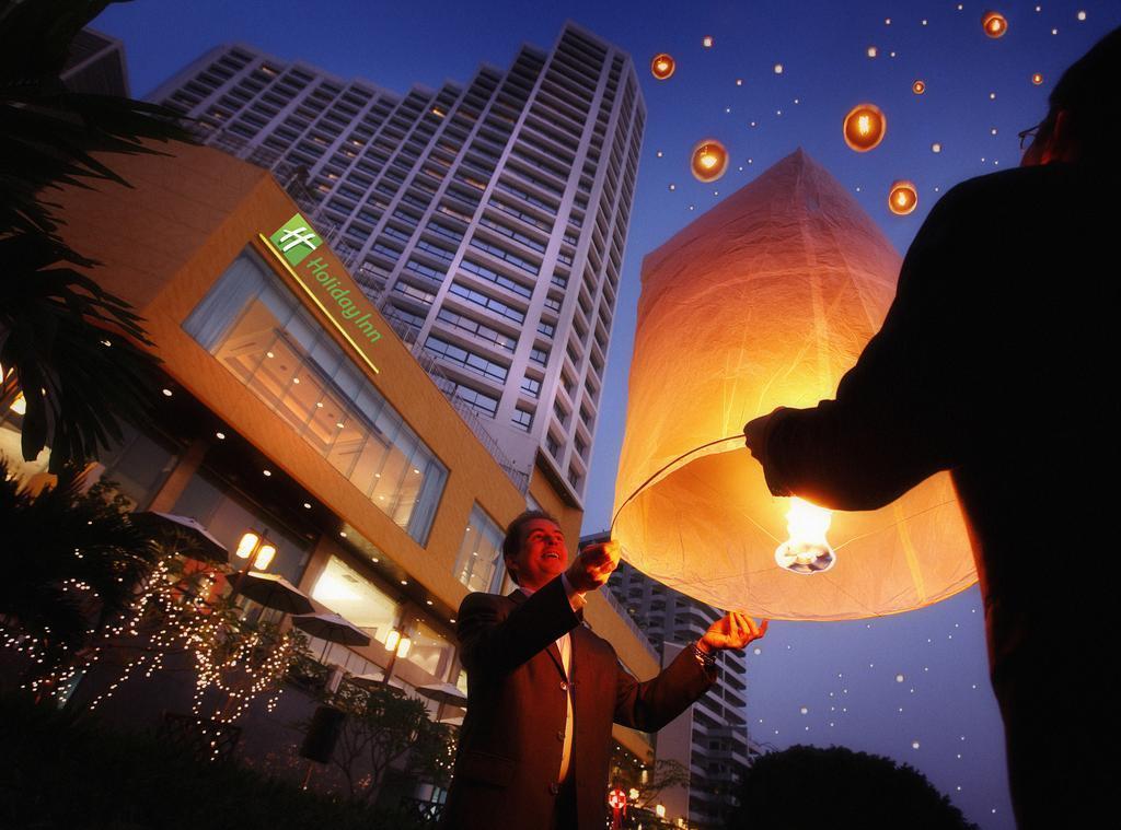 Holiday Inn ChiangMai – מלון הולידיי אין צ׳יאנג מאי (1)