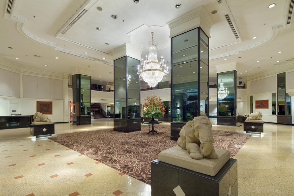 Holiday Inn ChiangMai – מלון הולידיי אין צ׳יאנג מאי (2)