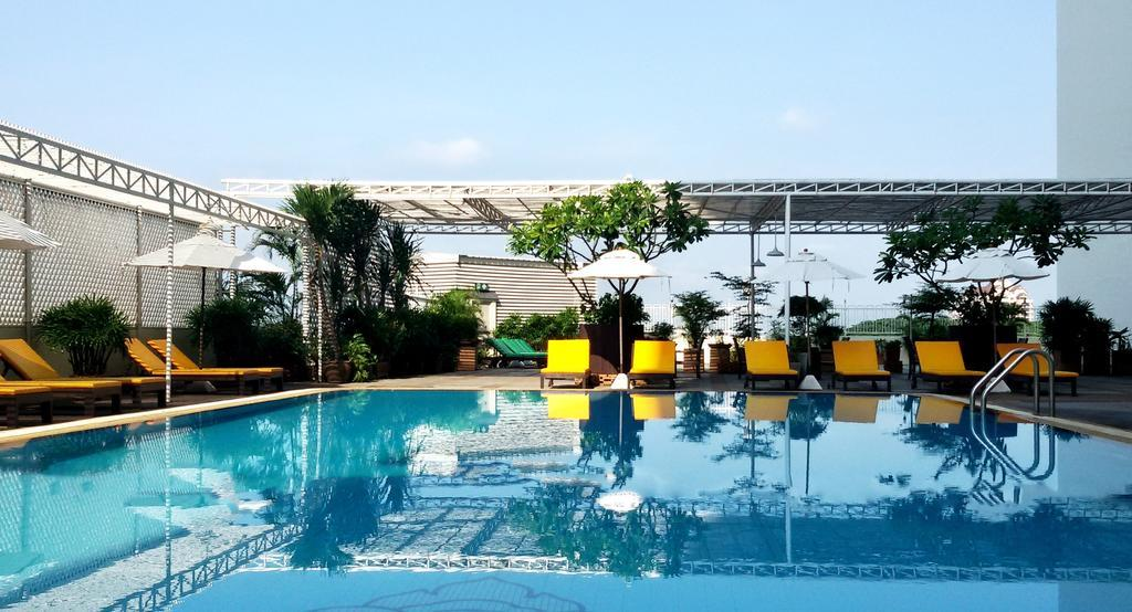 Holiday Inn ChiangMai – מלון הולידיי אין צ׳יאנג מאי (4)