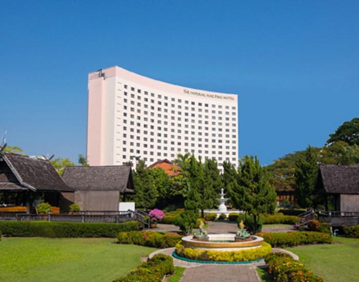 Imperial Mae Ping – מלון אימפיריאל מאי פינג צ'יאנג מאי (1)