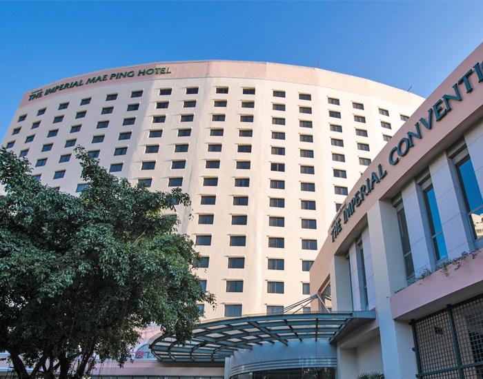 Imperial Mae Ping – מלון אימפיריאל מאי פינג צ'יאנג מאי (10)