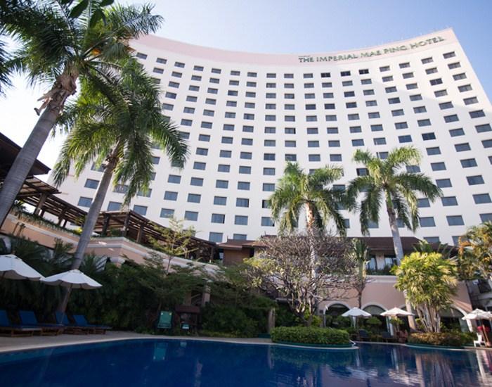 Imperial Mae Ping – מלון אימפיריאל מאי פינג צ'יאנג מאי (2)