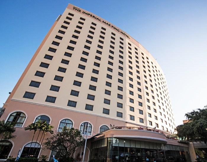 Imperial Mae Ping – מלון אימפיריאל מאי פינג צ'יאנג מאי (9)
