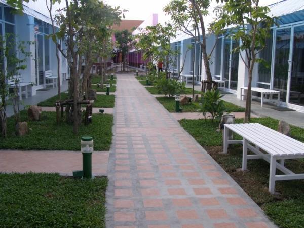 Khun Chaweng – מלון קון צ'אוונג קוסמוי (1)
