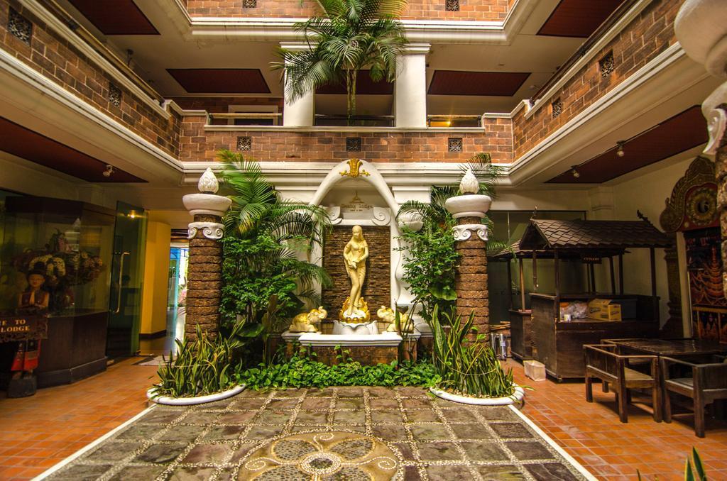 Raming Lodge Hotel – מלון ראמינג לודג צ'יאנג מאי (4)