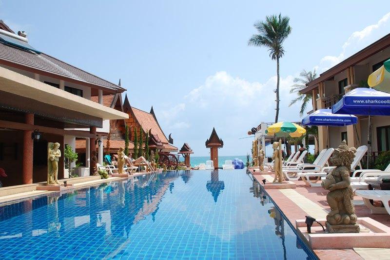 Sunrise Resort – מלון סאנרייז קופנגאן (5)
