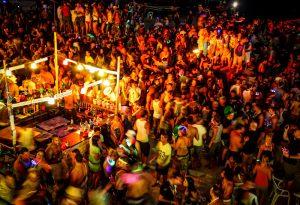 חיי לילה בקופאנגן