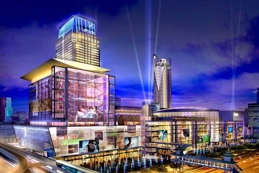 הקניונים הכי מומלצים בבנגקוק