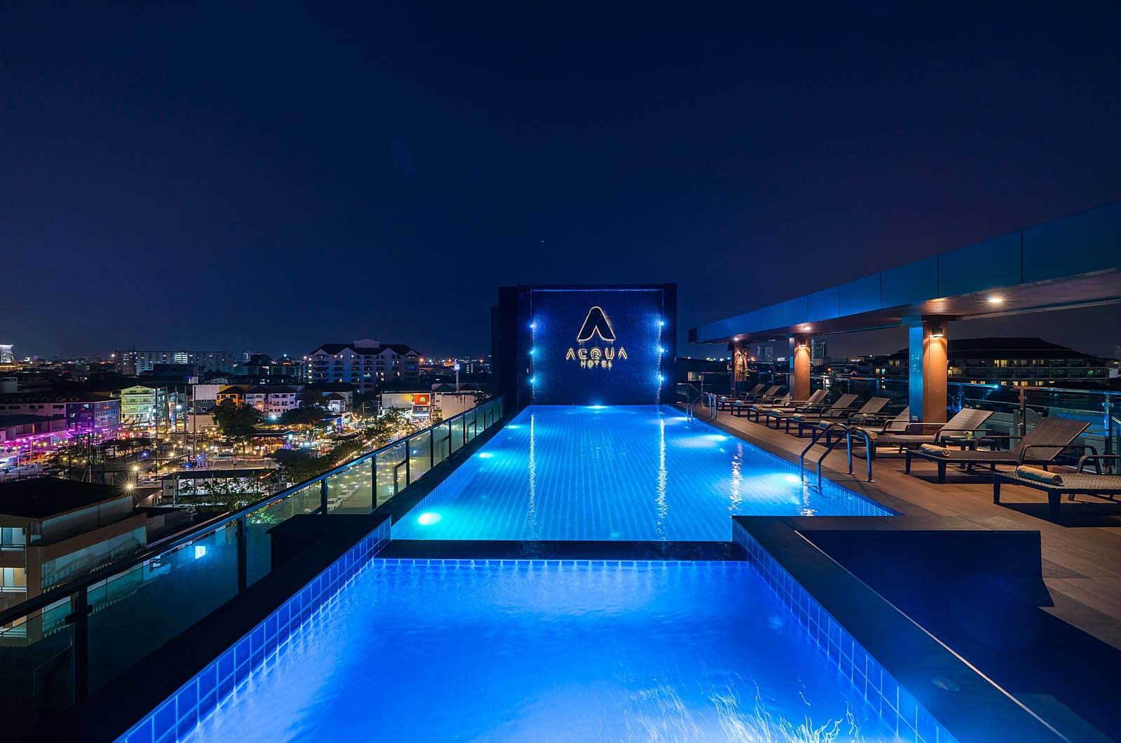 מלון אקווה פאטייה